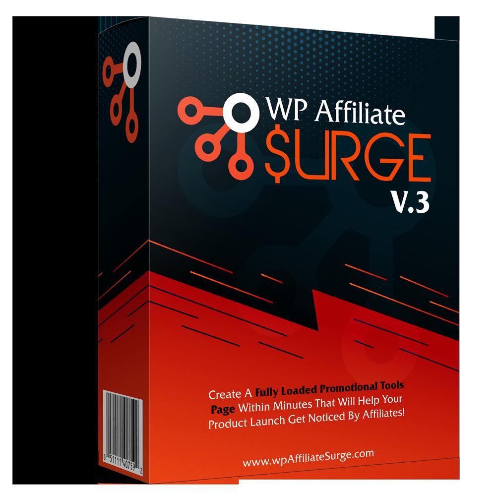 wp affiliate Surge Arriving Summer 2020